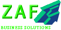 ZAF Business Solutions logo