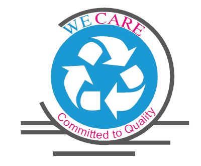 We Care Machines & Spare Parts logo