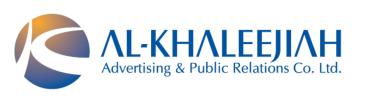 Al Khaleejiah Advertising logo