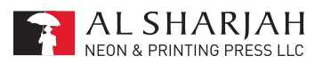 Al Sharjah Neon & Printing Press LLC logo