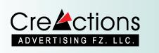 Creactions Advertising FZ LLC logo
