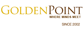 Golden Point Advertising logo