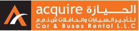 Acquire Car & Buses Rental LLC logo