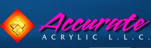 Accurate Acrylics LLC logo