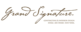 Grand Signature Fitouts and Interior Designers logo