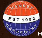 Haneef Carpentry logo