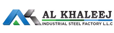 Al Khaleej Industrial Steel Factory LLC logo