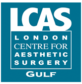 London Center for Aesthetic Surgery Gulf logo