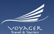 Voyager Travel & Tourism logo