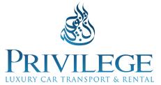 Privilege Luxury Car Transport & Rental logo
