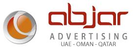 Abjar Advertising logo