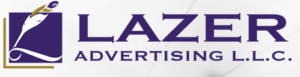 Lazer Advertising LLC logo