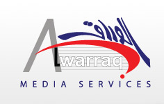 Al Warraq Media Services logo