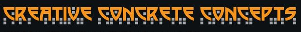 Creative Concrete Concepts logo
