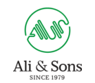 Ali & Sons Contracting Interiors Division logo