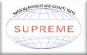 Supreme Marbles & Granite Trading logo