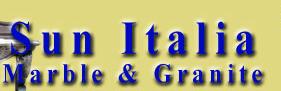 Sun Italia for Marble & Granite logo