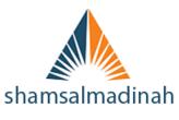 Shams Al Madinah Bldg Mat Trdg LLC Sharjah logo