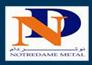 Notredame Metal Construction logo