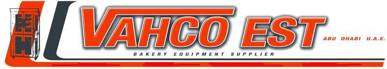 Vahco Establishment for Bakery Equipment logo