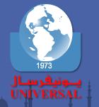 Universal Trading Company Machinery Division logo