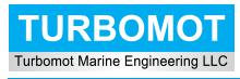 Turbomot Marine Engineering LLC logo