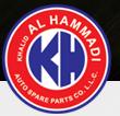 Khalid Al Hammadi Auto Spare Parts Company LLC logo