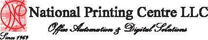 National Printing Centre LLC logo