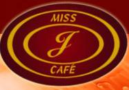 Miss J Cafe logo