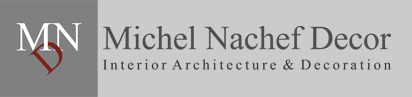 Michel Nachef Decor logo