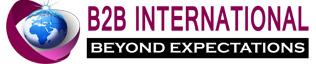 B2B International FZE logo