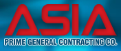 Asia General Contracting  Company LLC logo
