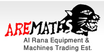 Al Rana Equipment & Machines Trading Establishment logo