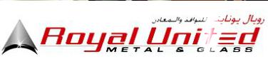 Royal United Metal & Glass logo
