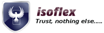 Isoflex logo