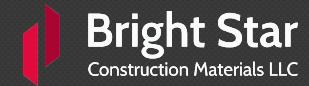 Bright Star Construction Materials LLC logo