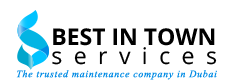 Best In Town Air Conditioning & Electronics Repairing LLC logo