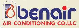 Benair Airconditioning Company LLC logo