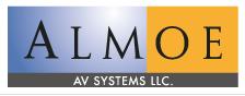 Almoe AV Systems logo