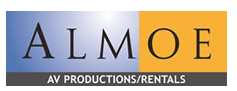 Almoe AV Production & Rentals logo
