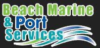 Beach Marine Equipment Parts The logo