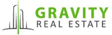 Gravity Real Estate Brokers logo
