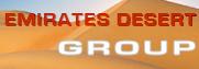 Emirates Desert 4WD Center logo