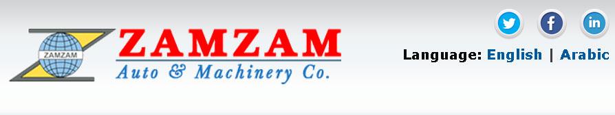 Zamzam Auto Company logo