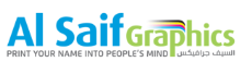 Al Saif Graphics logo