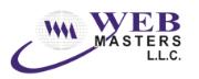 Web Masters LLC logo