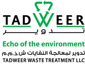 Tadweer Waste Treatment CO logo
