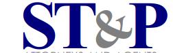 ST & P logo