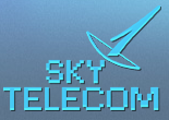 Sky One Telecom Establishment logo