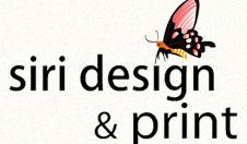 Siri Design & Print House logo
